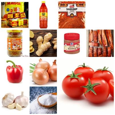 fante fante ingredients