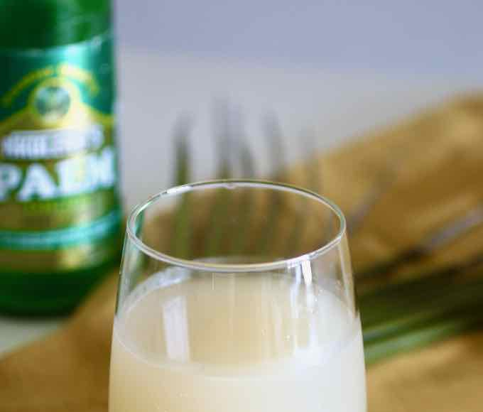 palm wine cocktail