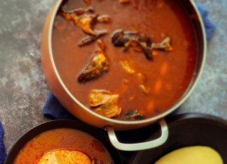 light soup recipe