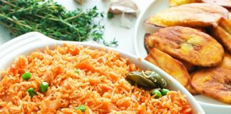 jollof rice ghana