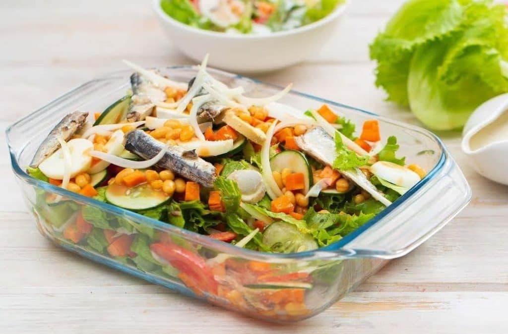 ghana salad recipe