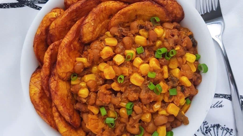 beans and corn adalu recipe