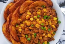 beans and corn adalu recipe